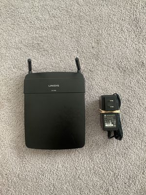 Linksys E1700 Router for Sale in Culver City, CA