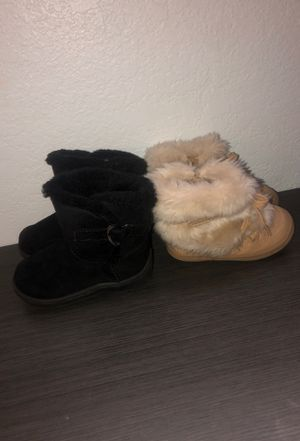 Girls boots size 4 for Sale in Venice, FL