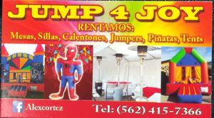 Renta sillas.mesas.jumper.y mas for Sale in Los Angeles, CA