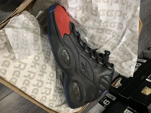 """Reebok Questions """"Curtain Call"""" Packer Shoes Size 9.5 for Sale in Philadelphia, PA"""