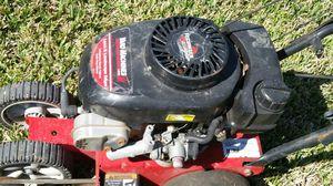 Yard Machine edger needs carburetor work for Sale in Houston, TX