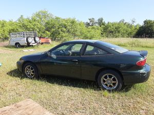 2001 Chevy Cavalier 4c. Auto 1700 0b0 located in ranger tx tags good til 8/2020. Miles 145xxx for Sale in Ranger, TX