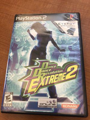 Dance Revolution Extreme 2 Game PS2 for Sale in Atlanta, GA