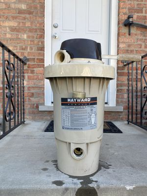 HAYWARD FILTER for Sale in Chicago Ridge, IL