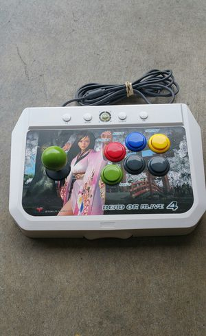 Xbox 360 Hori Dead or Alive 4 Joystick Controller Arcade Gaming Stick for Sale in Lynnwood, WA