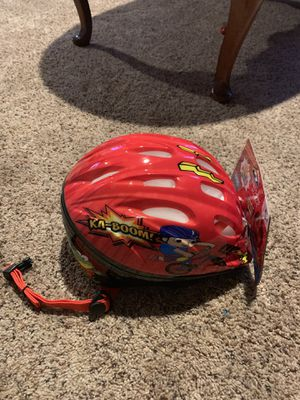 Specialized biking Helmet Size Small 5 years old for Sale in Federal Way, WA