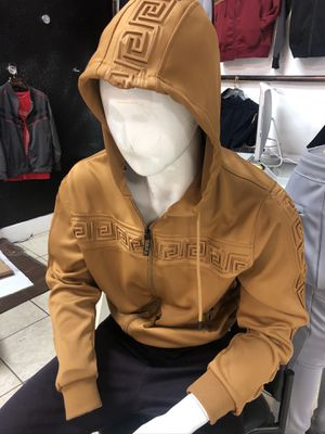 Men's zip up hoodie jacket small large XL store pick up for Sale in West Hollywood, CA
