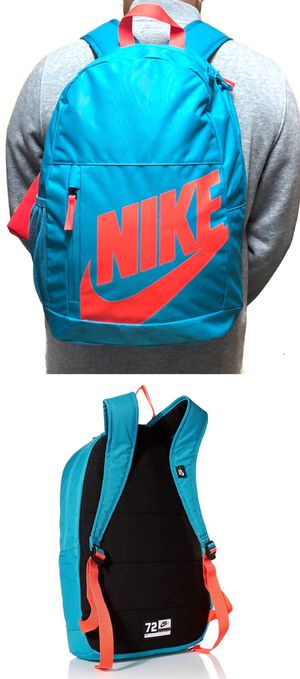 Brand NEW! Nike Elemental Backpack with pencil case work travel gym back to school book bag for Sale in Carson, CA