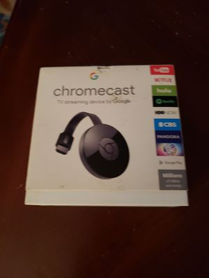 Chromecast for Sale in Richmond, CA