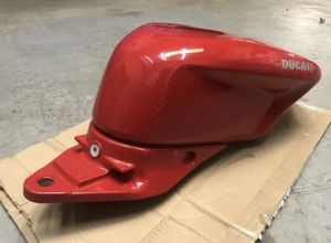 Ducati Red 848 1098 1198 Petrol Fuel Gas Tank 586.3.160.2A for Sale in San Jose, CA