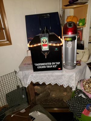 Jagermeister On Tap Colder than Ice for Sale in Hortonville, WI