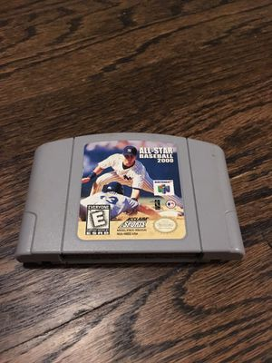 N64 All-Star Baseball 2000 Game for Sale in Los Angeles, CA