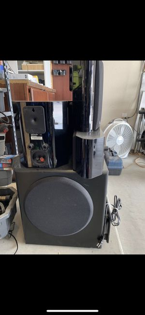 Polkaudio PSW 650 powered subwoofer for Sale in Payson, AZ