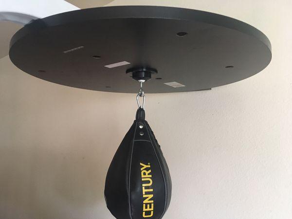 Punching Bag /Speed bag Combo