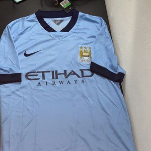 Manchester City 12/13 Home Jersey for Sale in Newport News, VA