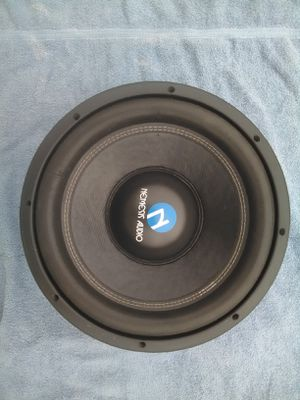 "Nemesis Pro Audio Subwoofer 12"" NA-12 for Sale in Greenville, TX"