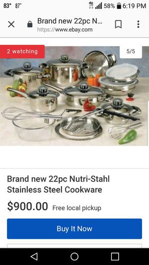 Cookware for Sale in Winter Haven, FL