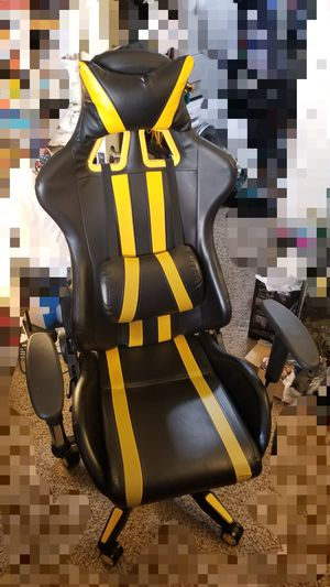 Executive Racing Style High Back Reclining Gaming Chair for Sale in Oakland, CA
