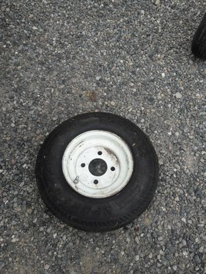 """Trailer tire 4.80 x 8"""" for Sale in Federal Way, WA"""