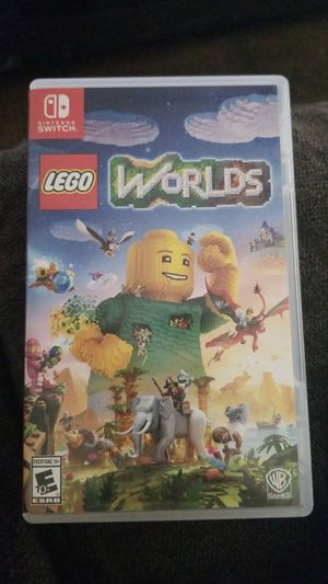 Nintendo Switch Game LEGO Worlds for Sale in Pittsburg, CA
