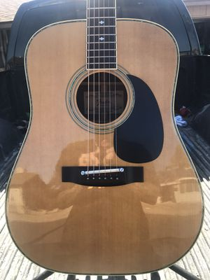 Vintage Fender acoustic guitar 1972 for Sale in Mesa, AZ