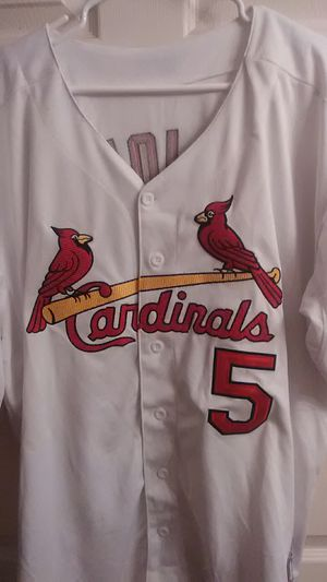 MLB Cardinals jersey #5 Pujols for Sale in Lakeland, FL