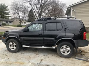MECHANIC SPECIAL. NEEDS WORK. 2002 NISSAN XTERRA AWD for Sale in Oswego, IL