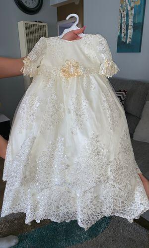 Girl Baptism Dress for Sale in Bell Gardens, CA