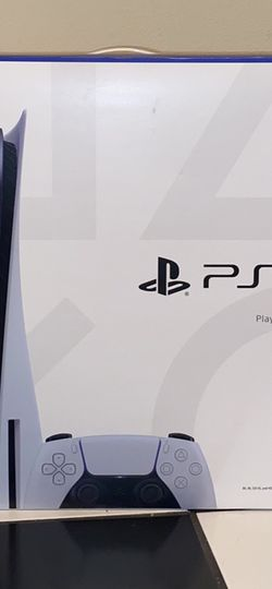 PlayStation 5 (disk Version) for Sale in Burbank,  CA