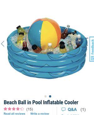 Beach cooler BRAND NEW! for Sale in Detroit, MI