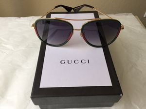 Gucci sunglasses for man or woman. for Sale in Garland, TX