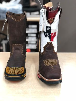 bota de trabajo work boots for Sale in Norcross, GA
