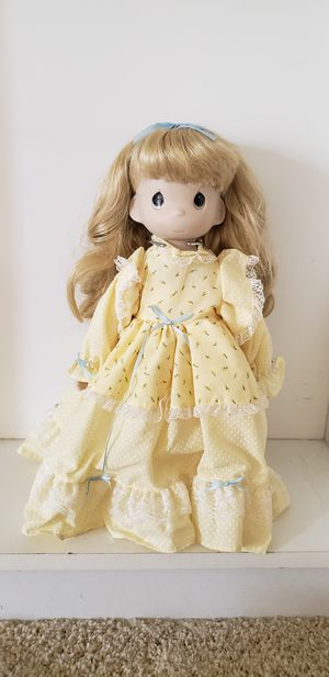 Precious moments porcelain bisque doll Summer for Sale in HUNTINGTN BCH, CA