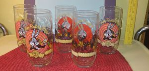 SET OF BUGS BUNNY TUMBLERS for Sale in Plant City, FL