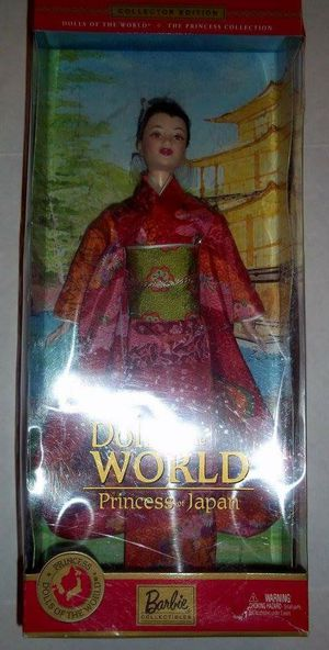 Barbie Dolls of the World - Princess of Japan for Sale in Austin, TX