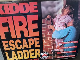 Fire Escape Ladder for Sale in San Diego,  CA