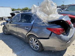 2015 Infiniti Q50 for Parts for Sale in Grand Prairie, TX