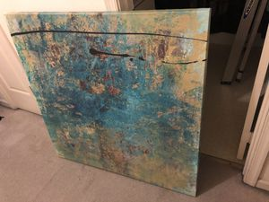 """Wall Art Canvas - 40"""" W x 40"""" H x 1.75"""" D for Sale in Laurel, MD"""