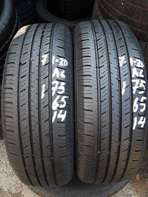 175/65-14 #2 tires for Sale in Alexandria, VA