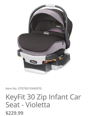 Chicco Baby Car Seat for Sale in Beaumont, TX