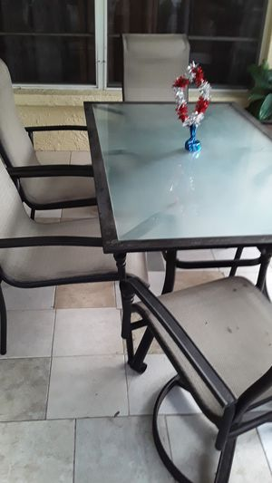 Patio furniture for Sale in Brandon, FL
