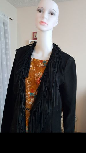 Clean the Closet!-80's Vintage Suede Coat♣️ for Sale in Hilliard, OH