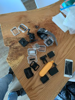 Go pro accessories for Sale in Archdale, NC