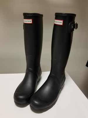 Hunter Rain Boots for Sale in Morrisville, NC