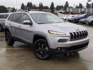 2016 Jeep Cherokee for Sale in Bellevue, WA