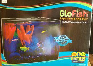 GloFish Aquarium Kit 3G for Sale in Buena Park, CA