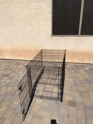 XL Dog crate $40 for Sale in Laveen Village, AZ
