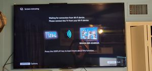 Sony Bravia 65 4k model XBR65X850A for Sale in Plano, TX