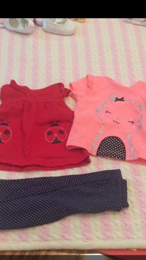Baby tops and pants for Sale in Jena, LA