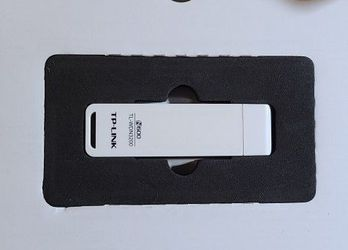 TP-link N600 Wireless Dual Band USB Adapter for Sale in Holladay,  UT
